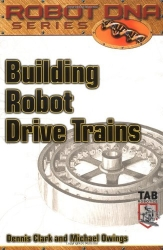 Building Robot Drive Trains (Tab Robotics)