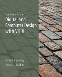 Fundamentals of Digital and Computer Design with VHDL