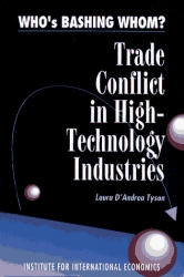 Who's Bashing Whom?: Trade Conflict in High Technology Industries