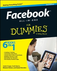 Facebook All-in-One For Dummies (For Dummies Series)