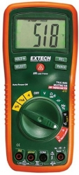 Extech EX470 True RMS Multimeter and Infrared Thermometer