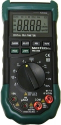 Sinometer AC/DC Auto/Manual Range Digital Multimeter, MS8268