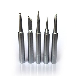 ShineNow ST Series Soldering Tip for Weller WP25, WP30,WLC100,SP40L,SP40N and WP35 Irons Tips 5pcs Pack