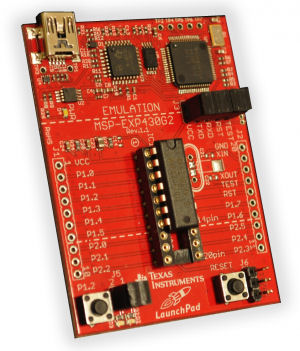 MSP430 LaunchPad